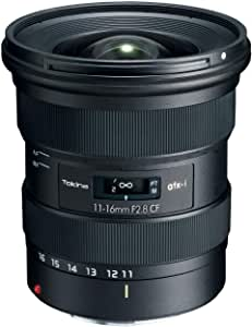 Tokina 超広角ズームレンズ atx-i 11-16mm F2.8 CF キヤノン EF用 APS-Cフォーマット用