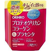 オリヒロ プロテオグリカンコラーゲン&プラセンタ 180g
