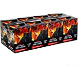 WizKids WZK96000 D and D Icons of The Realms Fangs and Talons 8 Ct Booster Brick Set