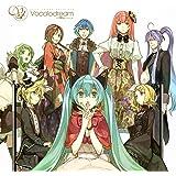 EXIT TUNES PRESENTS Vocalodream(ボカロドリーム)feat.初音ミク(ジャケットイラストレーター 左)