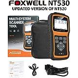 FOXWELL NT530 for BMW Multi-System OBD2 Diagnostic Scanner Read Erase Error Codes