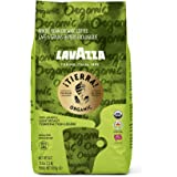 Lavazza Organic ¡Tierra! Whole Bean Coffee Blend, Light Roast, 2.2 Pound (packaging may vary)