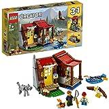 レゴ(LEGO) クリエイター 森のキャビン 31098 ブロック おもちゃ 女の子 男の子