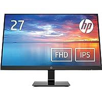 HP モニター HP 27m 27インチ ディスプレイ フルHD 非光沢IPSパネル 高視野角 超薄型 省スペース スリ…