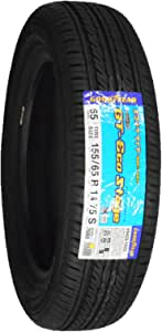 GOODYEAR(グッドイヤー) GT-ECO STAGE 155/65R14 75S 低燃費タイヤ 05500665 新品1本