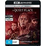 Quiet Place Part Ii, A - 2 Disc - Uhd/ (4K Ultra HD + Blu-Ray)