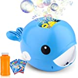 Biulotter Bubble Machine, Automatic Bubble Blower, Bubble Maker More Than 2000 Per Minute Bubble Machine for Kids, Easy to Us