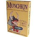 Steve Jackson Games 1408SJG Munchkin Card Game (2010 Revised Edition) Strategy Game