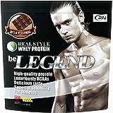 [Amazon限定ブランド] Real Nutrition ビーレジェンド ホエイプロテイン 激うまチョコ風味【1kg】(WPC)