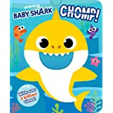 Baby Shark: Chomp! (Crunchy Board Books)