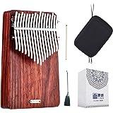 LingTing LT-K17A 17キーカリンバムビラサムピアノ(風に耳を傾ける)