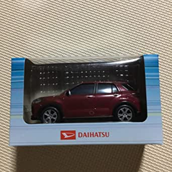 Daihatsu Taft Daihatsu Taft 1//32 Pullback Minicar Bright Silver Metallic Japan