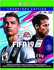 FIFA 19 - Champions Edition (輸入版:北米) - XboxOne
