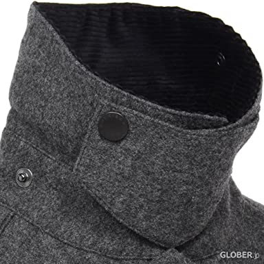 Solway Zipper SL Bonded Wool MWO0220: Grey