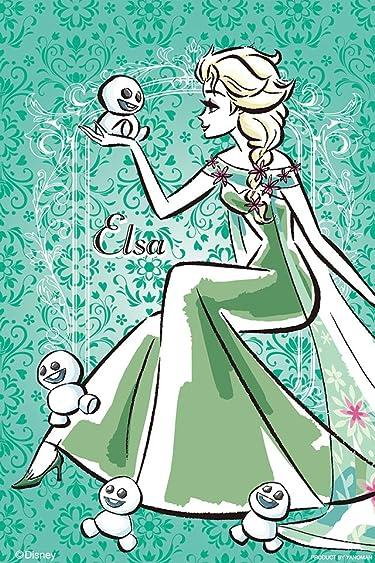 ディズニー  iPhone/Androidスマホ壁紙(640×960)-9 - アナと雪の女王  エルサ