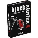 """コザイク ブラックストーリーズ4: 甘さひかえめ、どこまでも""""黒い""""50の物語 (2人以上用 2-222分 12才以上向け) ボードゲーム"""
