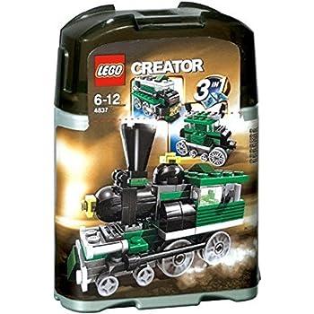 レゴ (LEGO) クリエイター ミニトレイン 4837