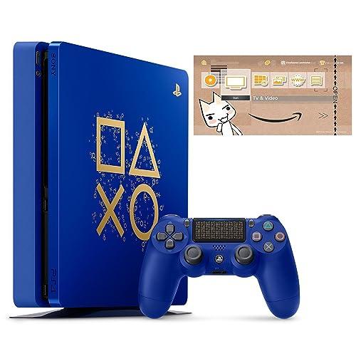 PlayStation 4 Days of Play Limited Edition【Amazon.co.jp限定】オリジナルカスタムテーマ配信