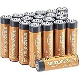 Amazonベーシック 乾電池 単3形 アルカリ 20個セット
