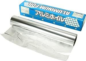 アルファミック アルミホイル シルバー 幅30cm×長さ100m 厚さ 0.011mm 業務用 日本製
