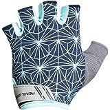 PEARL IZUMI Women's Select Glove, Navy/Air Deco, XL