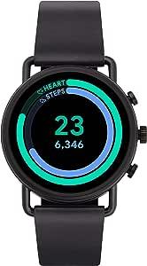 [スカーゲン] 腕時計 タッチスクリーンスマートウォッチ ジェネレーション5 SKT5206 正規輸入品 ブラック