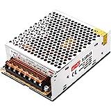 LEDMO-コンバーター スイッチング電源 AC 100V / 240V〜DC 12V 10A 120W LEDストリップライト電源スイッチングモードコンバーター