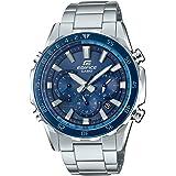 [カシオ] 腕時計 エディフィス 電波ソーラー EQW-T670DB-2AJF メンズ シルバー