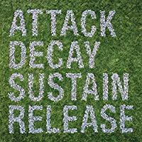 ATTACK DECAY SUSTAIN [LP] (10TH ANNIVERSARY) [12 inch Analog]