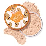 Coty Airspun Loose Face Powder 2.3 Oz Honey Beige Light Peach Tone Loose Face Powder, for Setting or Foundation, Lightweight,