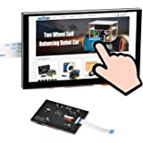 OSOYOO 5 Inch TFT Capacitive Touch Screen DSI Connector LCD Display Monitor 800x480 Resolution for Raspberry Pi 2 3 3B+