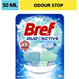 Bref Duo-Active Toilet Bowl Cleaner, Odour Stop, 50ml