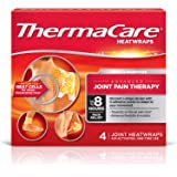 ThermaCare Multi-Purpose Joint Pain Therapy Heat Wrap (4 Count), Pain Relief, Promote Joint Repair, Increase Blood Circulatio
