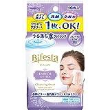 Bifesta Cleansing Sheet Enrich, 46s