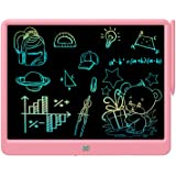 FLUESTON LCD Writing Tablet 15 Inches Colorful Screen Drawing Pad, Doodle and Scribbler Boards for Kids, Electronic Education