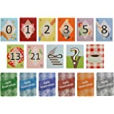 Agile Inspirations Planning Cards for Estimation, 6 sets in 1 Deck