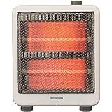 アイリスオーヤマ 電気ストーブ 速暖 転倒時電源OFF 400W/800W 2段階切替 軽量 EHT-800W