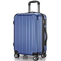 VARNIC スーツケース キャリーケース キャリーバッグ 機内持込 PC材質 耐衝撃 大型 超軽量 静音ダブルキャスタ…