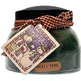 A Cheerful Giver Holly Tree 22 oz. Mama Jar Candle