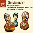 Shostakovich Complete Concertos