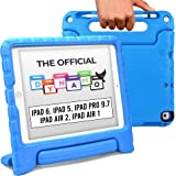 Official Cooper Dynamo [Rugged Kids Case] for iPad 6th, 5th Gen/iPad Pro 9.7 / iPad Air 2, 1 | Cover, Stand, Handle, Pencil S