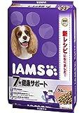 アイムス (IAMS) ドッグフード 7歳以上用 健康サポート 小粒 ラム&ライス 12kg