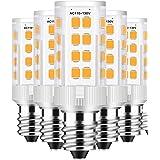 LAOYEBAOHE E12 Candelabra LED Light Bulbs 40Watt Equivalent, 350 Lumens /for Ceiling Fan, Chandelier, Indoor Decorative Light