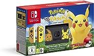 Nintendo Switch Console Bundle Pikachu Edition with Pokemon: Let's Go, Pikachu (HAC-S-KFAEHASI)