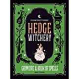 Coloring Book of Shadows: Hedge Witchery Grimoire & Book of Spells