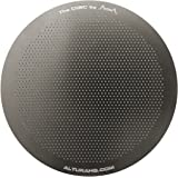 The DISC: Premium Filter for AeroPress Coffee Makers by ALTURA + eBOOK with Recipes, Tips, and More – Stainless Steel, Washab