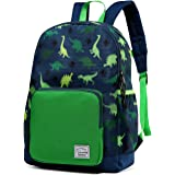 Kids backpacks,VASCHY Cute Lightweight Water Resistant Preschool Backpack for Boys and Girls w Chest Strap