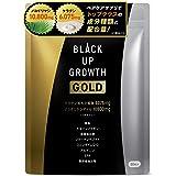 ノコギリヤシとケラチンを業界最大級に配合 ノコギリヤシ10800㎎ ケラチン6075㎎ 亜鉛 フィーバーフュー ヘポカボチャ 厳選21種類の成分配合 GMP認定工場 BLACK UP GROWTH GOLD 30日分 日本製
