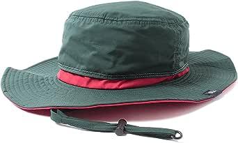 (撥水機能)ベーシックエンチ Teflon Safari Hat 2 アウトドア ハット レディース メンズ フリーサイズ ビッグサイズ