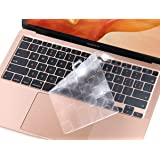 CaseBuy Premium Ultra Thin Keyboard Cover for Newest MacBook Air 13 inch 2020 Release Model A2179 A2337 M1 Chip, MacBook Air
